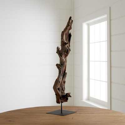Root Sculpture - Crate and Barrel
