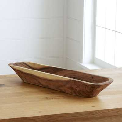 Morela Centerpiece Bowl - Crate and Barrel