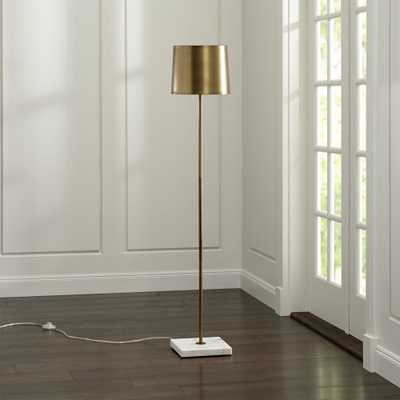 Astor Floor Lamp - Crate and Barrel