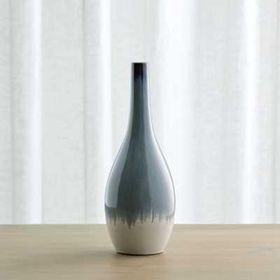 Cascade Small Ombre Vase - Crate and Barrel
