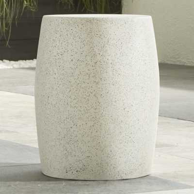Mesa Side Table-Stool - Crate and Barrel