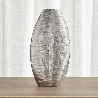 Allegra Tall Vase - Crate and Barrel