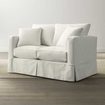 Willow Loveseat - Crate and Barrel