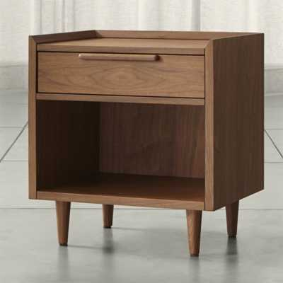 Tate Nightstand - Crate and Barrel