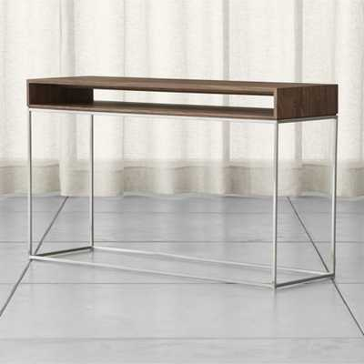 Frame Console Table - Crate and Barrel