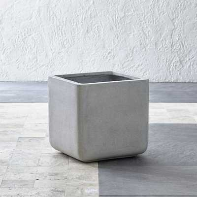 Square Large Planter - Crate and Barrel