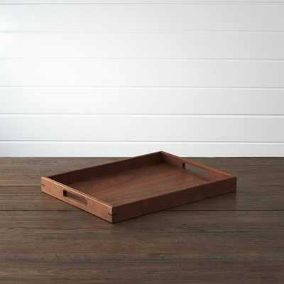Willoughby Small Tray - Crate and Barrel