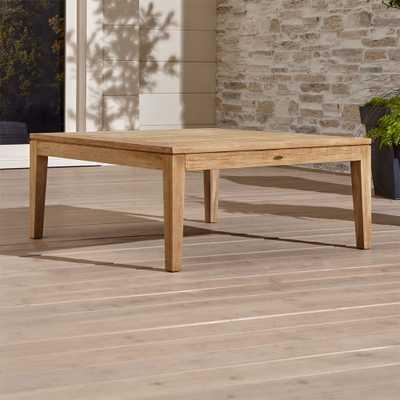 Regatta Coffee Table - Crate and Barrel
