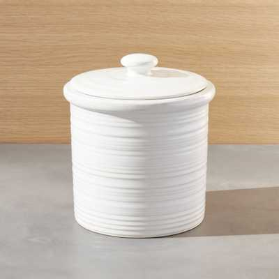 Farmhouse Small Canister - Crate and Barrel