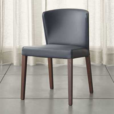 Curran Grey Dining Chair - Crate and Barrel