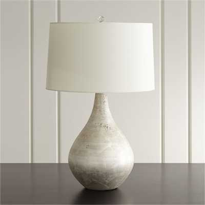 Mulino Table Lamp - Crate and Barrel