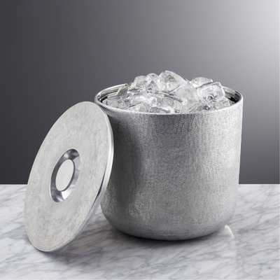 Glaze Ice Bucket - Crate and Barrel