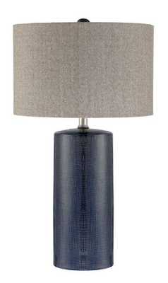 Teresa Table Lamp NAVY - Apt2B