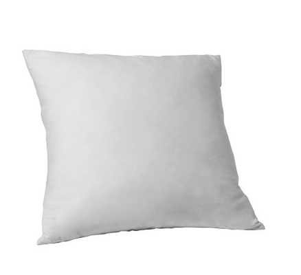 "Decorative Pillow Insert – 24"" SQ - West Elm"