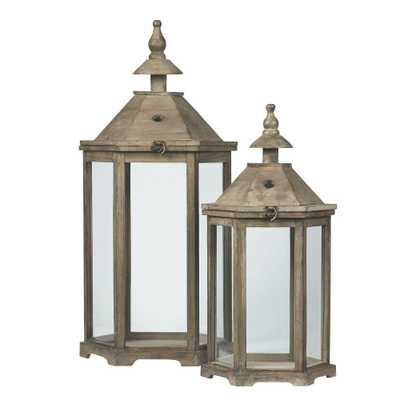 ROBIN LANTERN - SET OF 2 - Home Decorators