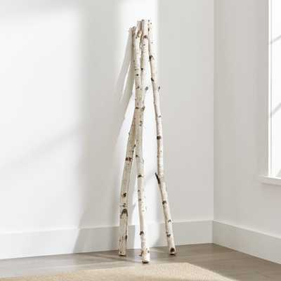 Tall Birch Branches, Set of 3 - Crate and Barrel