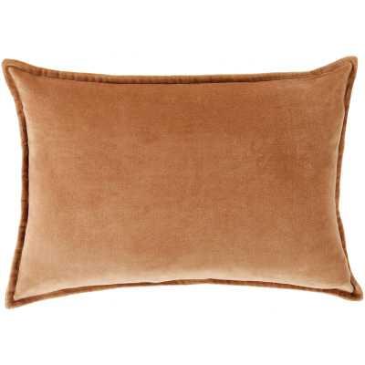 Jaycee Cotton Lumbar Pillow - Orange - Wayfair