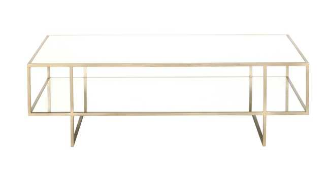 LAURENT COFFEE TABLE - Hudsonhill Foundry