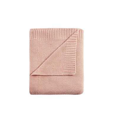 Bree Knit Blanket - Wayfair