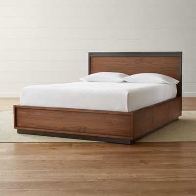 Blair Queen Storage Bed - Crate and Barrel