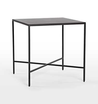 METAL BURTON SIDE TABLE - Rejuvenation