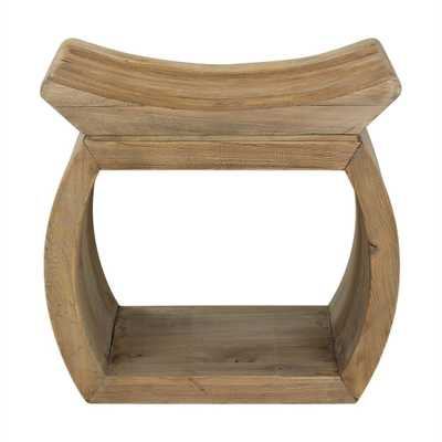 Connor, Accent Stool - Hudsonhill Foundry
