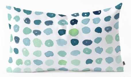 Fallen Oblong Pillow - Wander Print Co.