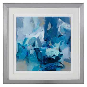 Abstract Blues 2 - Limited Edition - Z Gallerie