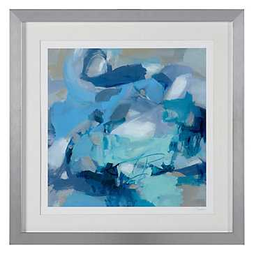 Abstract Blues 1 - Limited Edition - Z Gallerie
