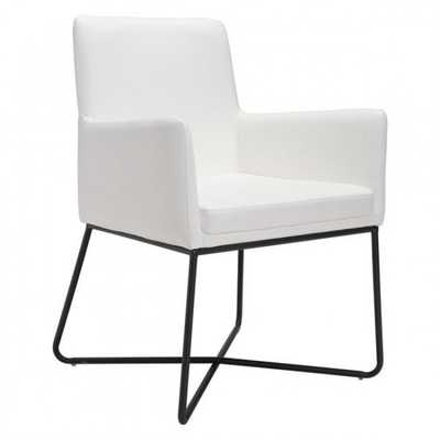 Marcel Chair, White - Studio Marcette