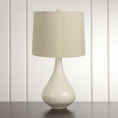 Kathryn Table Lamp - Crate and Barrel