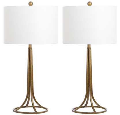 "Mckenna 30"" H Table Lamp (set of 2) - Arlo Home"
