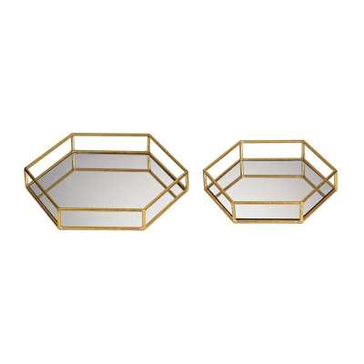 Laxton Trays (SET OF 2 - Lulu and Georgia