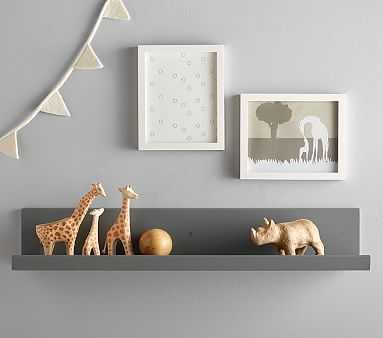 Toy Ledge - Charcoal - Pottery Barn Kids