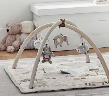 Animal Friends Classic Activity Gym - Pottery Barn Kids