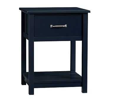 Camp Nightstand, Navy - Pottery Barn Kids