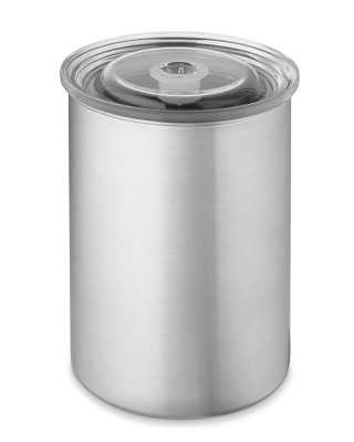 Airscape Stainless-Steel Storage Container, 64oz. - Williams Sonoma