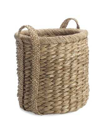 Higbee Round Basket, Large - Williams Sonoma