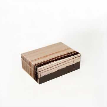 Decoupage Box, Small - West Elm