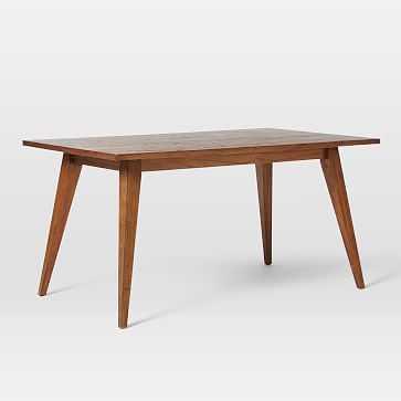 "Versa Dining Table, 60"" - West Elm"