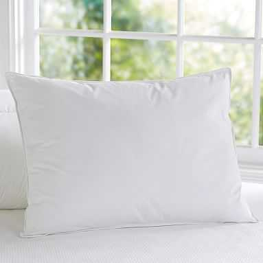 Synthetic Pillows, Essential, Standard - Pottery Barn Teen
