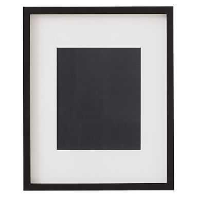 Gallery Frames, 14x17, Black - Pottery Barn Teen