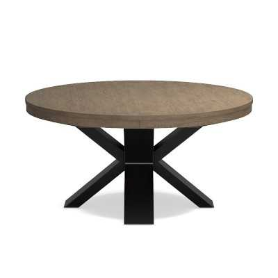"Navarro Round Dining Table, 64"", Monterey - Williams Sonoma"