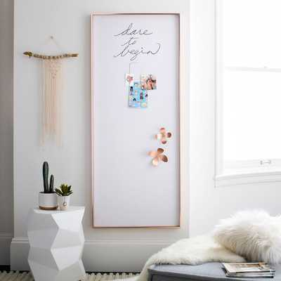 Isabella Rose Taylor Dare to Begin Pinboard - Pottery Barn Teen