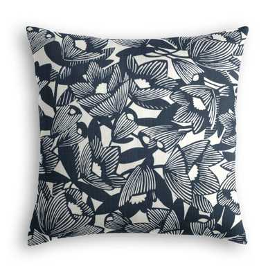 Throw Pillow  Romaria - Admiral - Loom Decor