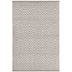 Diamond Fieldstone/Ivory Indoor/Outdoor Rug - 8.5' x 11' - Dash and Albert