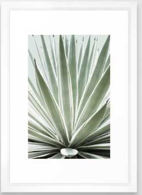 Tropical Century Plant Photography by Cata - Society6