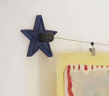 Star Art Cable - Pottery Barn Kids