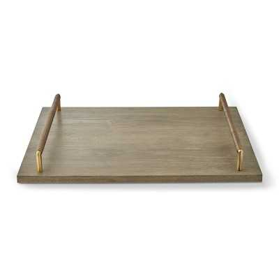 Leather Cord Wrapped Tray - Williams Sonoma