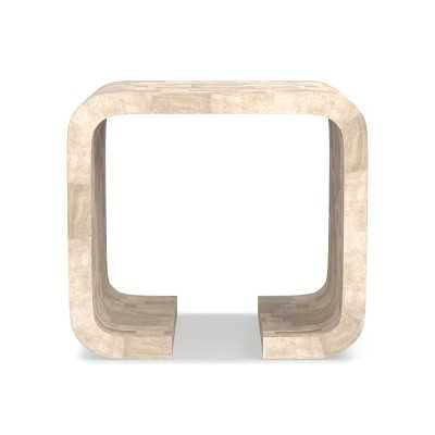 """Scroll Side Table, 24"""" - Williams Sonoma"""